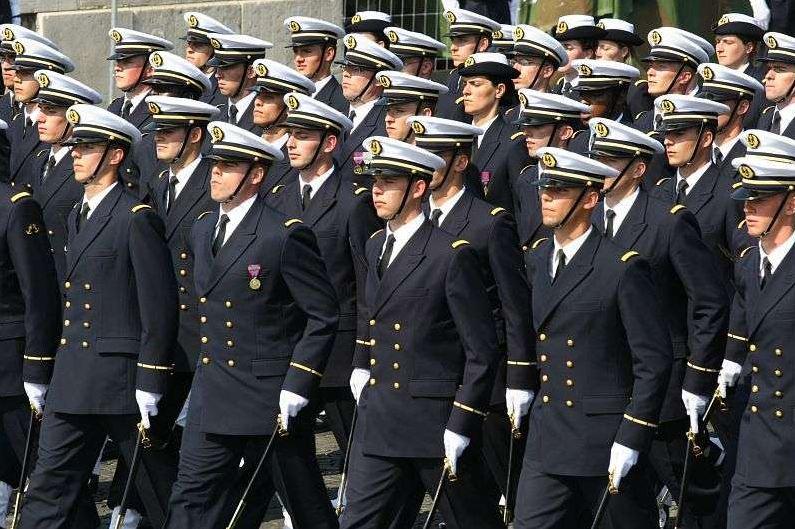 Offre d emploi officier de marine de marine