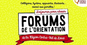 Forums de l'orientation 2014-2015 : top départ !