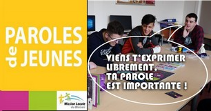 paroles de jeunes une web radio a la mission locale de Blois