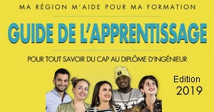 Guide de l'apprentissage en région Centre-Val de Loire 2018